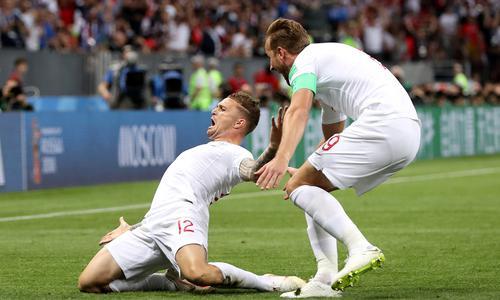 英格兰队为什么倒在决赛前?