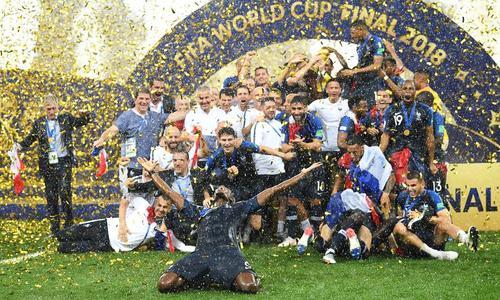 法国队夺冠丑陋吗?