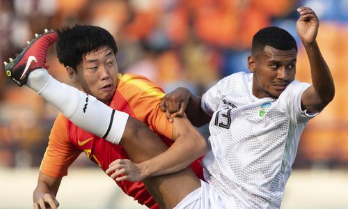 国足对手:东帝汶的赤脚梦想