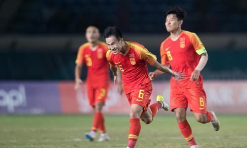 U23国足或避开韩国,姚均晟这球能吹一辈子