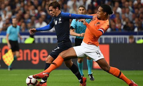 硬实力碾压荷兰 法国队当今最为强大