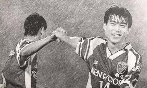 关于上海申花队最初的记忆