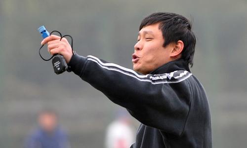 范志毅有担当的足球建设者