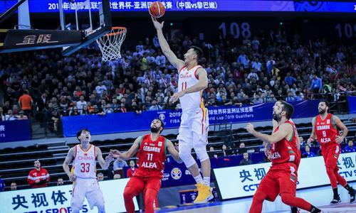 中国男篮的打法很像湖人队