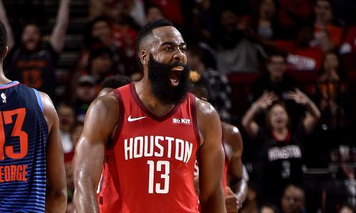 整个NBA最突出的球员就是哈登