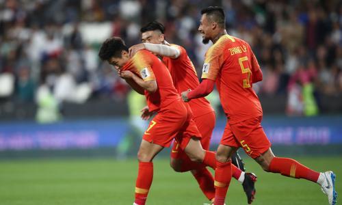 国足VS菲律宾的比赛质量不高