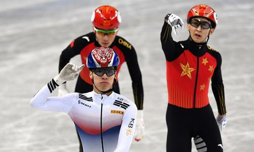 世锦赛的金牌被韩国偷光了?