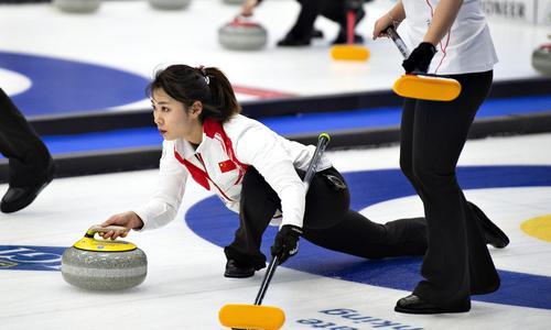 女子冰壶队干翻奥运冠军 你知道中国为此投入多少么?