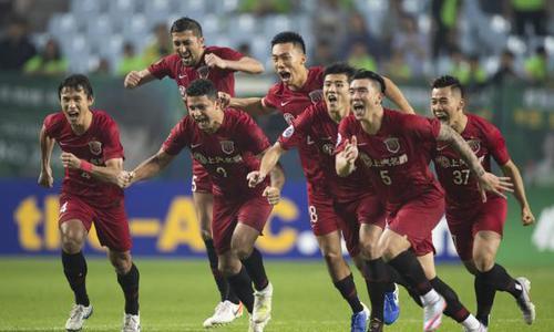 上港半决赛想碰日本球队 目标就是亚冠冠军