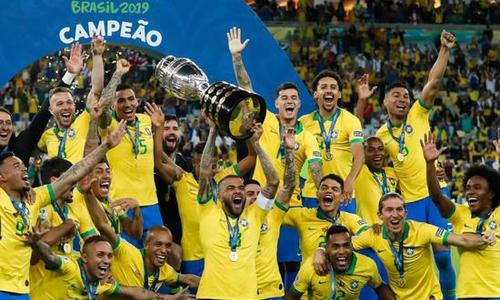 当巴西足球复苏 全世界都望而生畏