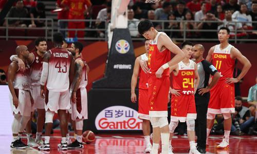 中国男篮可以输球 但不能这么个输法