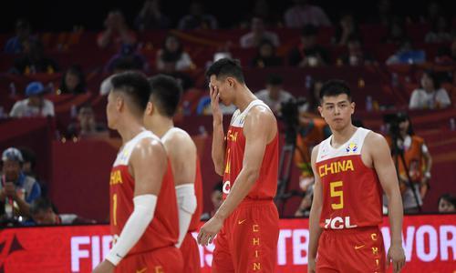 中国篮球的至暗时刻,但还不是放弃的时刻