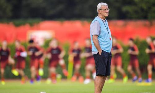 里皮回应缺席东亚杯:和足协达成共识