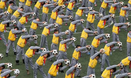 中国足球青训有三个核心的竞争力