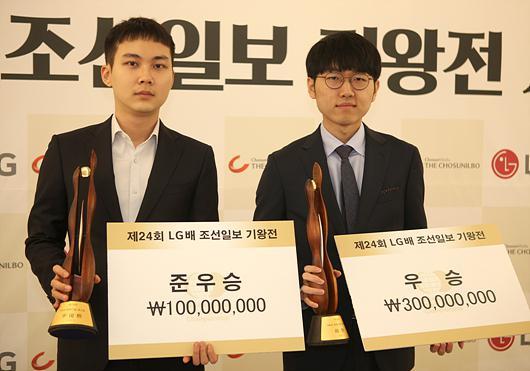 第25届LG杯改为各棋院预选赛 本赛中国大陆9名额