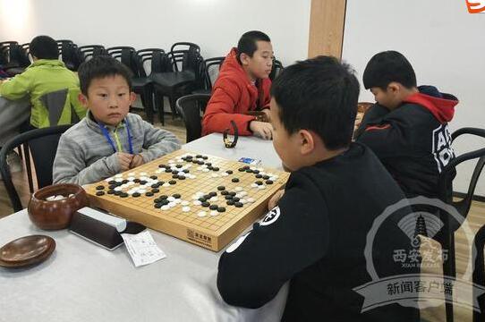 大都荟杯西安围棋棋王赛暨晚报杯