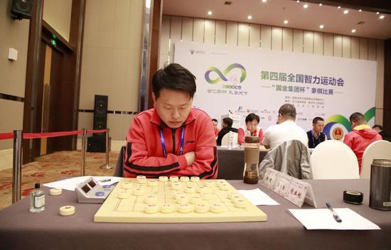 智运会象棋赛