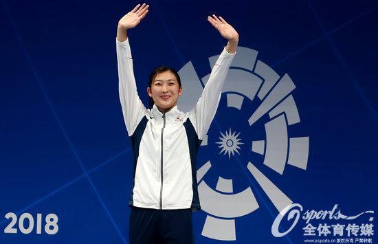 池江璃花子战胜病魔重返泳池 瞄准2024巴黎奥运会