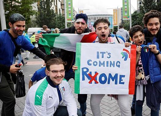 意大利人讽刺英格兰:假摔回家了 回也不是你的家