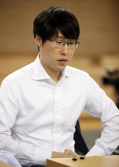 日本围棋第一人井山裕太