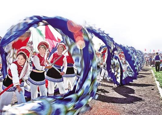 大理白族自治州三月街民族节