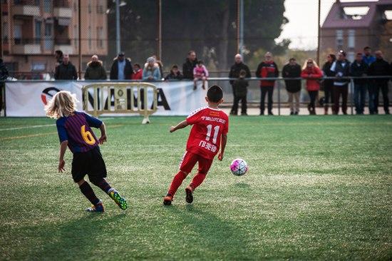 中国足球小