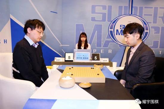胡耀宇评LG杯负宋泰坤(上):己所不欲勿施于人