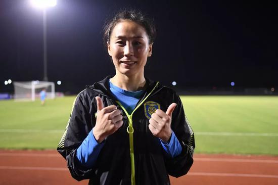 女超第10轮苏宁1-0胜武汉 杨丽破门助7分优势领跑