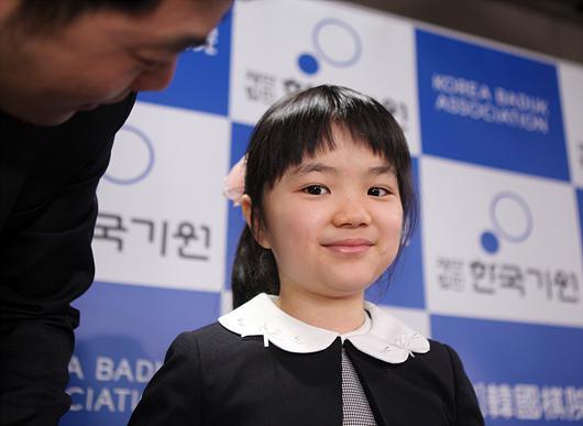 日本10岁职业女棋手获官方首胜 刷新最年少纪录