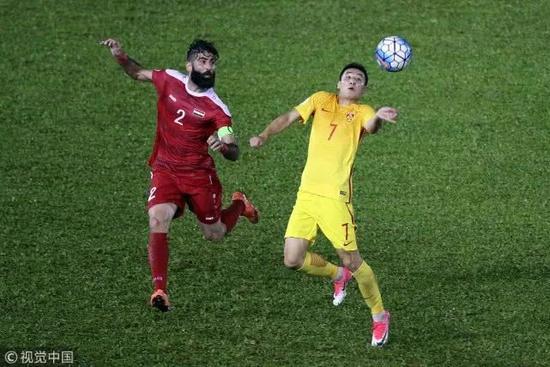 亚洲足球先生缺席中叙战 主帅曾是国足手下败将