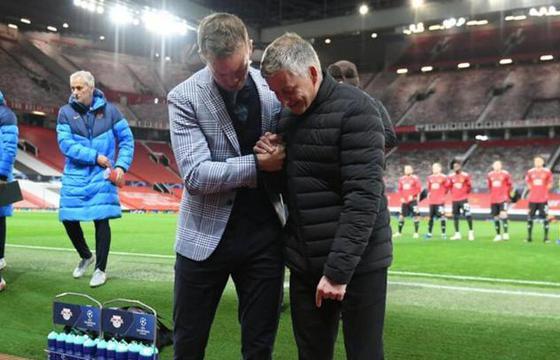 索帅:无法预料曼联欧冠走多远 轮换为踢阿森纳