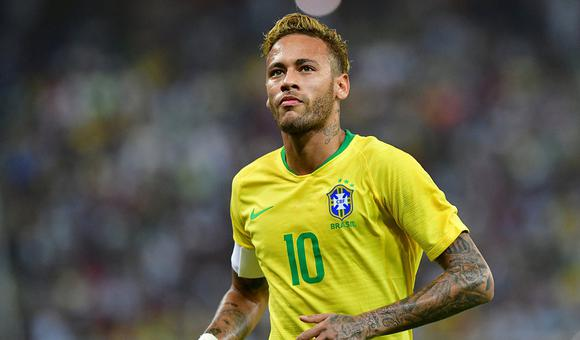 $热身赛-内马尔助攻 巴西绝杀阿根廷