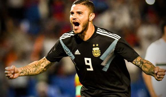 $热身-阿根廷2-0再胜墨西哥