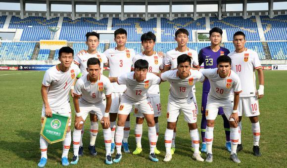 $[亚预赛]中国U19国青1-4韩国
