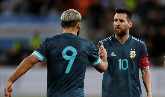 $[热身赛]阿根廷VS乌拉圭