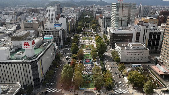 东京奥运会马拉松和竞走比赛获批在札幌大通公园举行