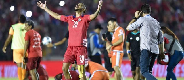 巴拿马公布世界杯初选名单