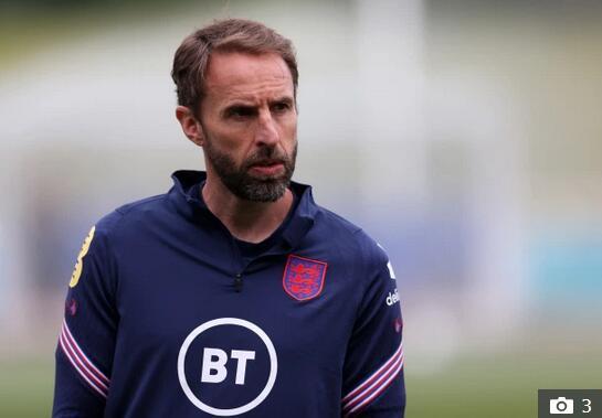 英媒:英足总信任索斯盖特 欧洲杯出局也不会换帅