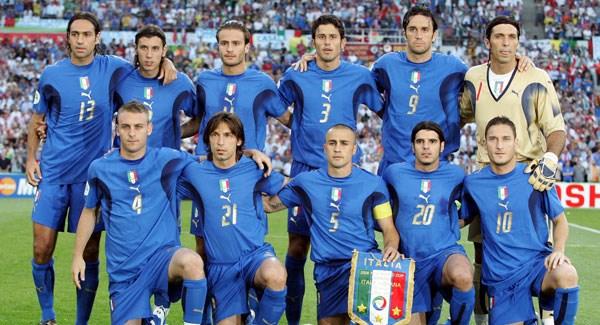 """这支夺冠的意大利,都被人说过""""平民化"""""""