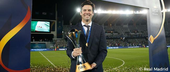 索拉里教练生涯第一个冠军