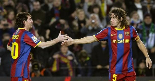 普约尔:梅西对巴萨仍有热情 但不确定他是否留下