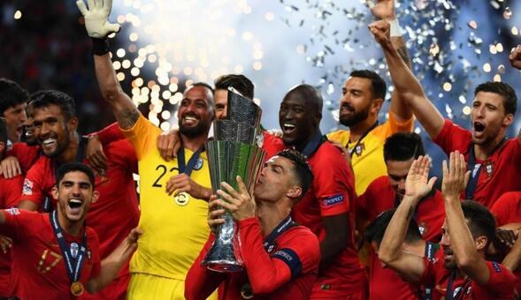 C罗:要为葡萄牙拿更众冠军