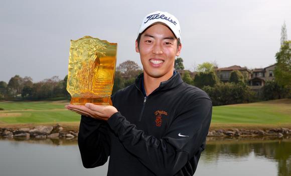 美巡中国成都锦标赛决赛轮 杰弗瑞姜逆转夺冠