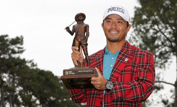 传承高球赛小平智夺冠 成为日本第五个美巡冠军