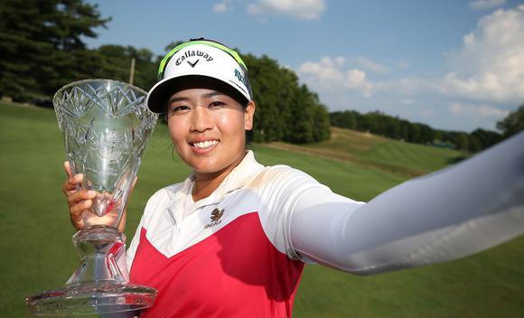 LPGA马拉松精英赛决赛轮 提达帕加洞夺冠