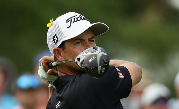 PGA锦标赛决赛轮众星表现 斯科特单独第三
