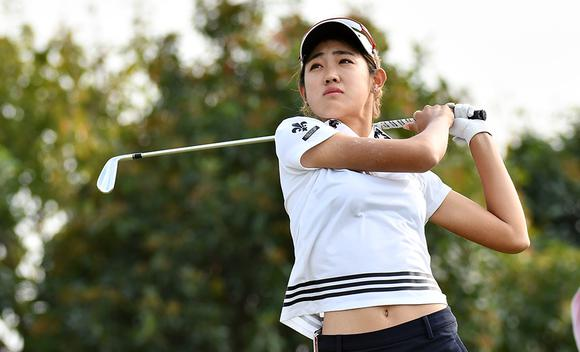 别克LPGA锦标赛首轮阿瑞雅领先
