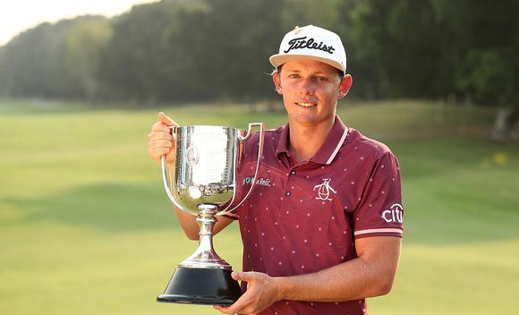 澳洲PGA锦标赛卡梅隆-史密斯家乡卫冕