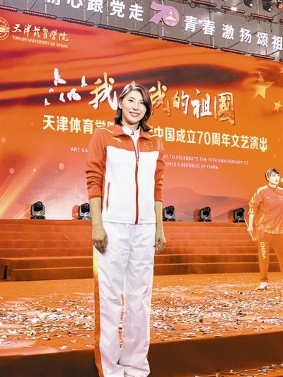 天津女排李娟大学任教 身体力行的女排精神传播者
