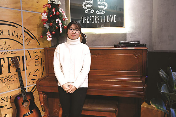 韩国女子第一人崔精